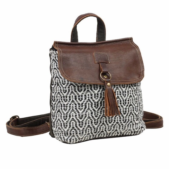 Myra Bag Bags New Myra Leather Backpack Bag Poshmark 🆕myra bag yarsy handbag canvas purse vintage women medium genuine leather bagtop rated seller. poshmark
